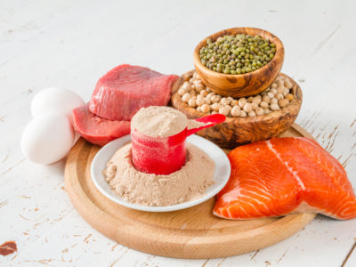 how much protein do older adults need