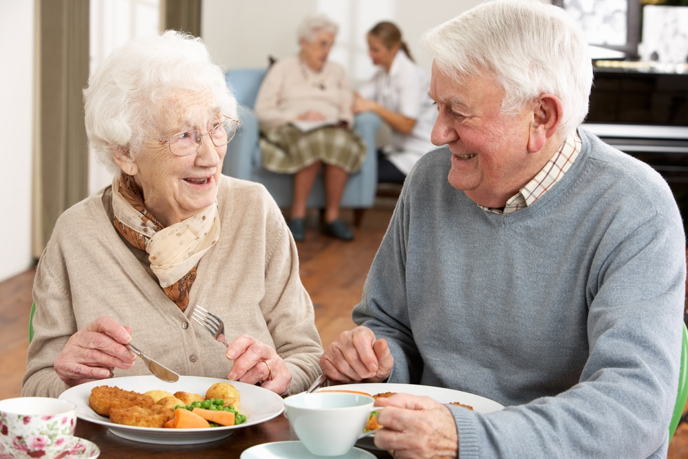 meal programs for seniors