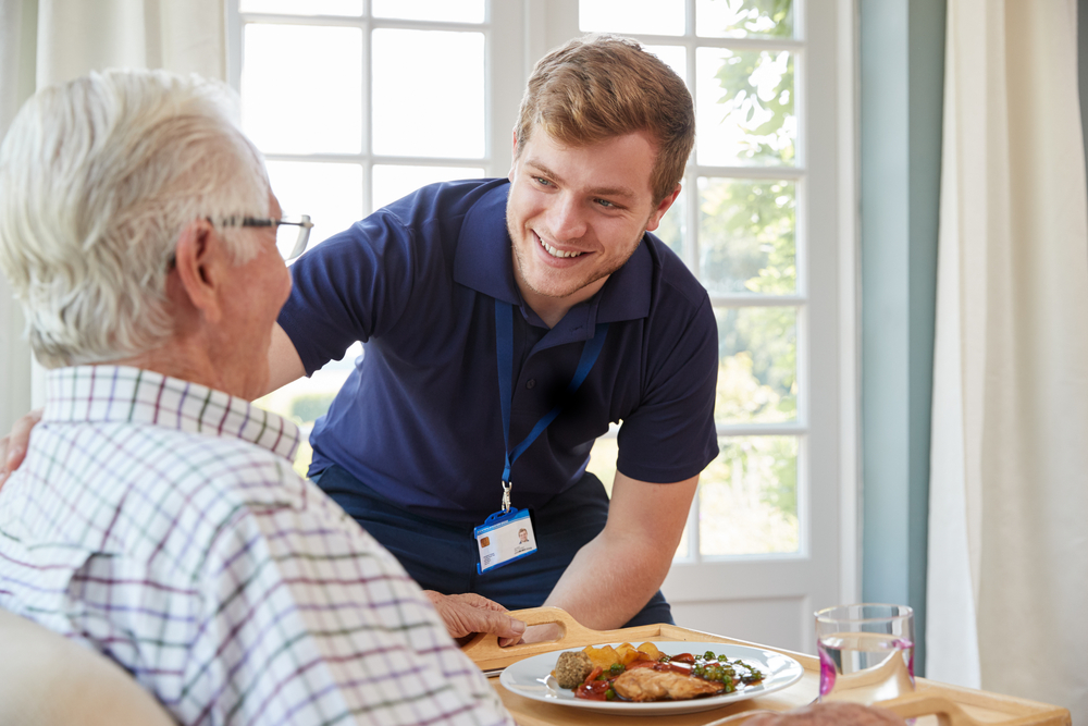 weight loss in long-term care